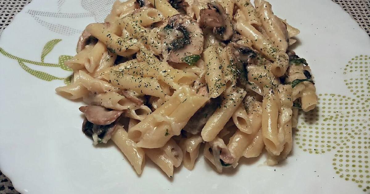 Macarrones con nata 113 recetas caseras cookpad for Cocinar con 20 soles