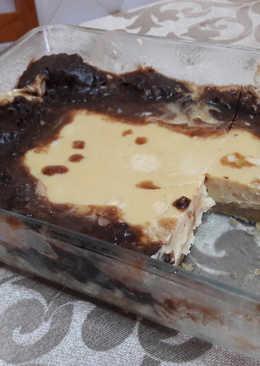 Tarta de queso sin horno vegana  🧀