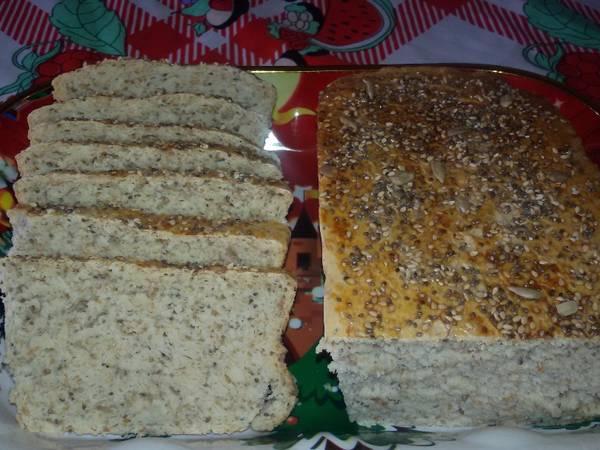 Pan Integral con Mix de semillas