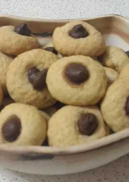 Pepitos con chocolate