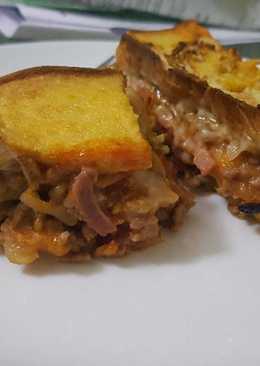 Burger pie (pastel de carne)