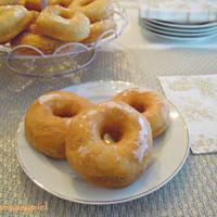 Donuts sin azúcar, aptos para diabéticos