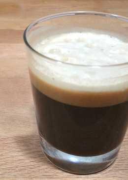Café con gaseosa