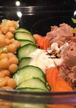 Salad tuna ensalada de atún