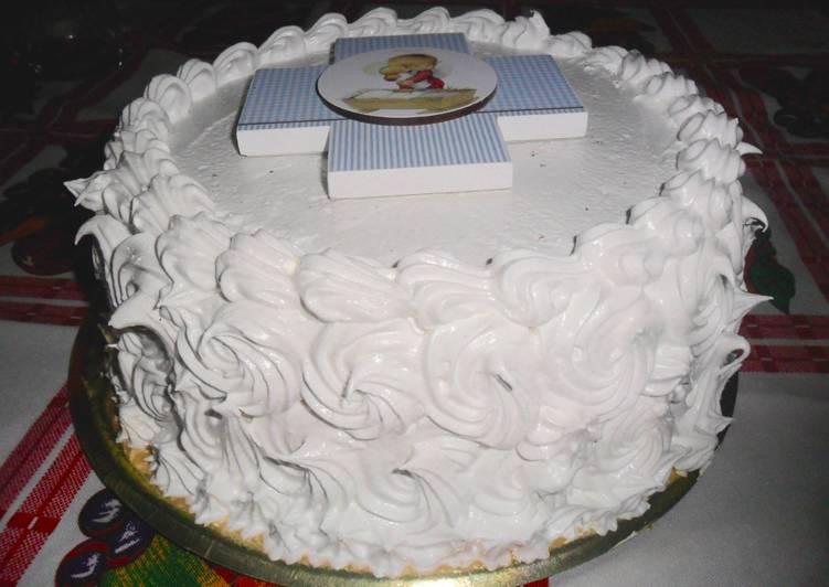 Merengue italiano para decorar receta de norali cookpad for Como decorar una torta infantil