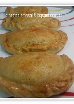 Empanadillas caseras de atún y huevo
