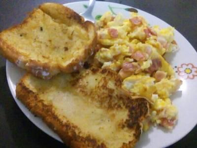 Desayuno fácil y rico