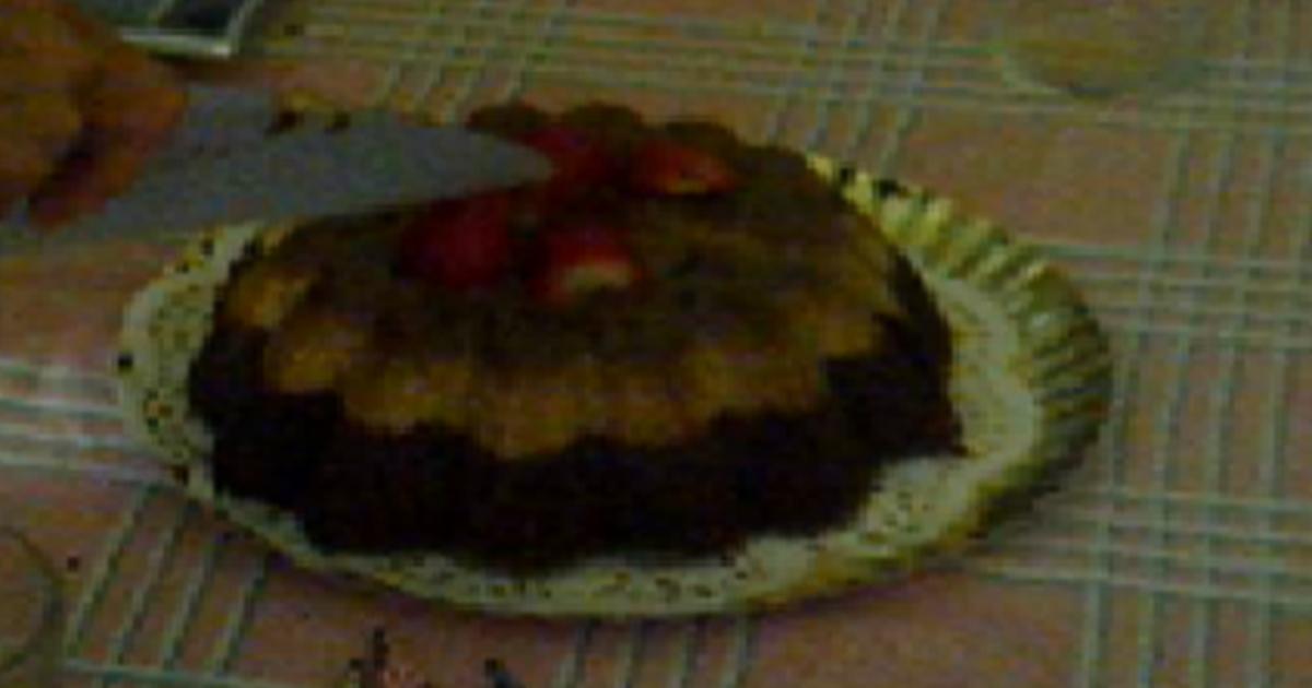 Tarta de queso Receta casera Receta de Sergio
