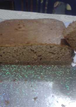 Deliciosa torta sin Harina, ni Mantequilla