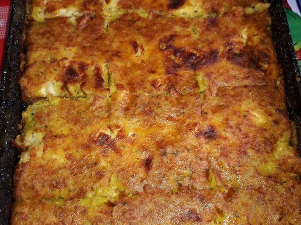 Pastel de choclo o Chipa guazú