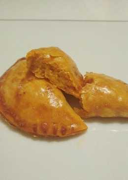Empanadillas humildes de pollo
