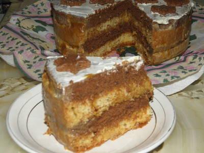 Torta postre de cumpleaños y fiestas