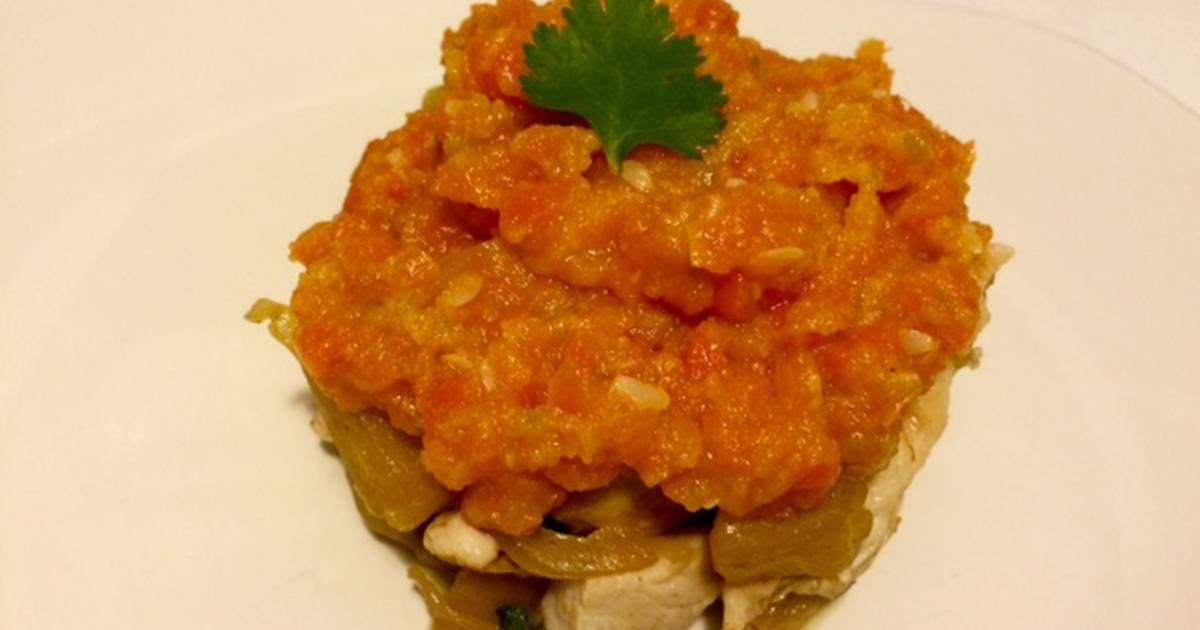 Dulce de zanahorias 636 recetas caseras cookpad - Dulce de zanahoria ...