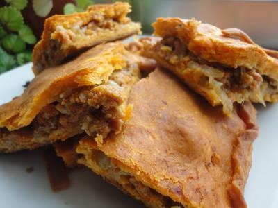 Empanada de picadillo