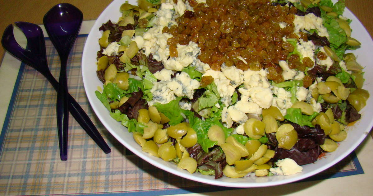 Ensaladas francesas 68 recetas caseras cookpad for Ensalada francesa