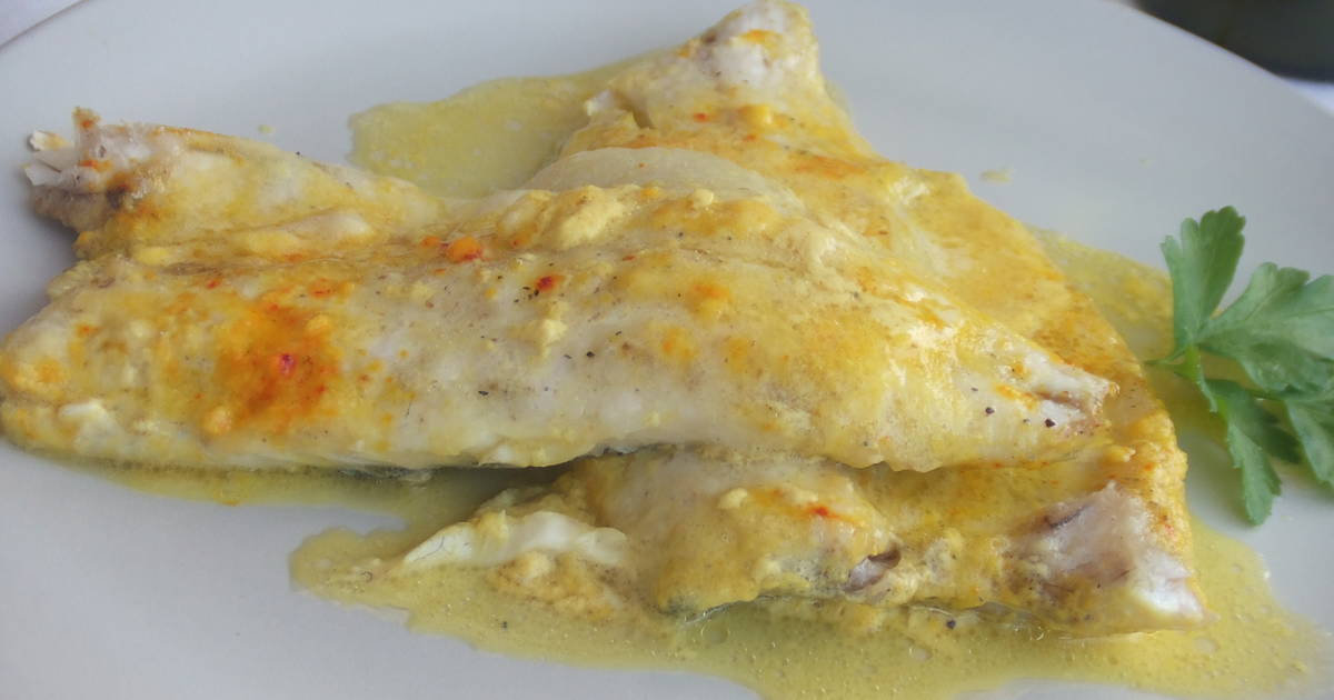 Cocinar Filetes De Merluza Congelados | Filete De Pescado A La Mantequilla 132 Recetas Caseras Cookpad