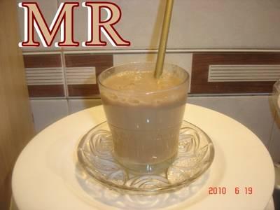 Cocacola con leche condensada