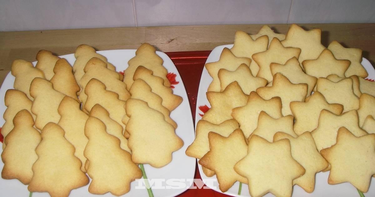 galletas dulces receta