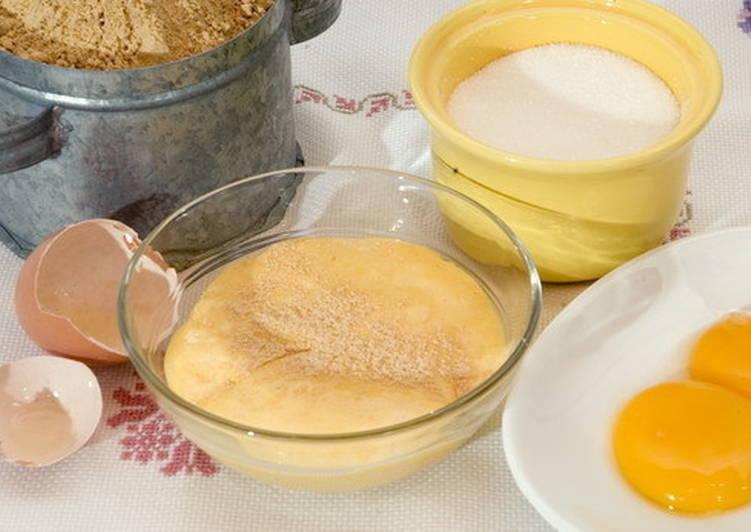 Huevos Moles Postre Canario