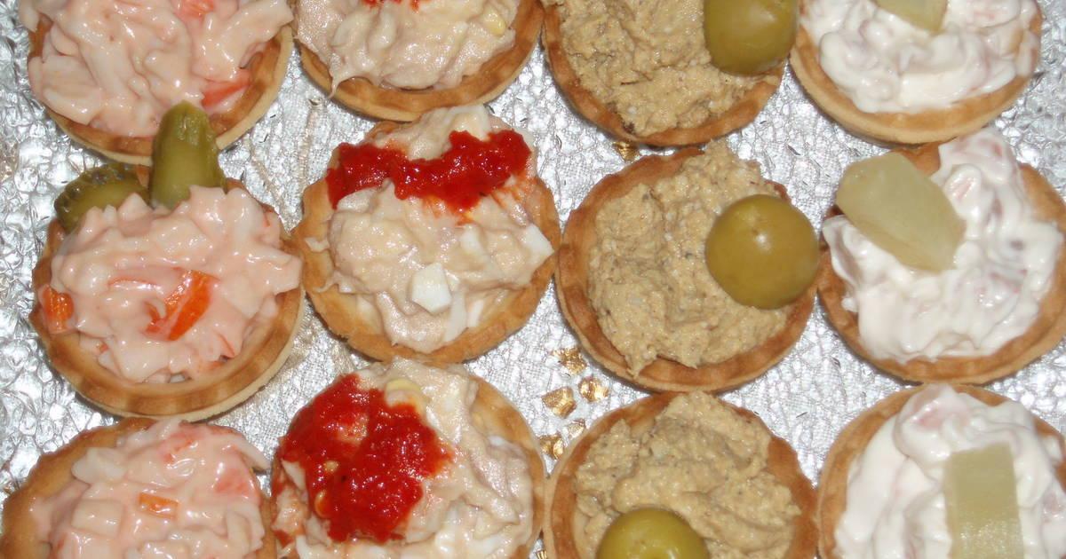 Canap s fr os en 5 minutos receta de naranja adrover cookpad for Canapes faciles y baratos