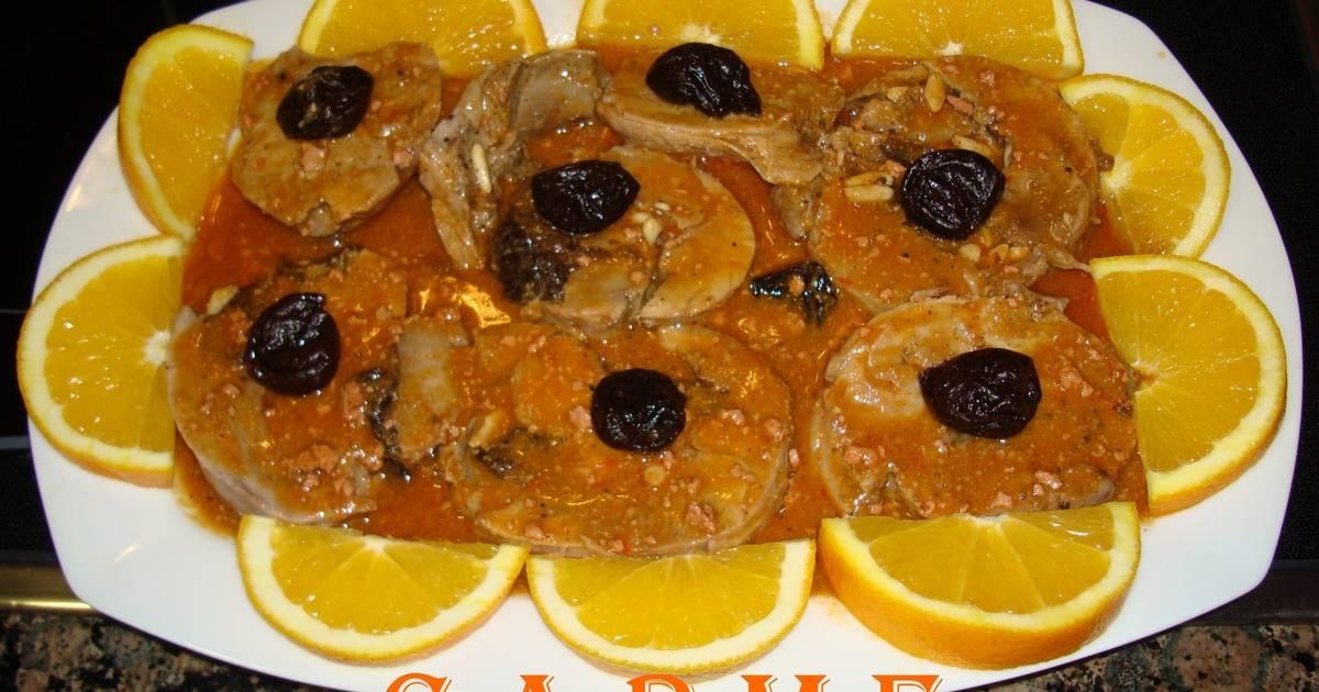 Recetas de pato a la naranja al horno 19 recetas cookpad - Pavo ala naranja al horno ...