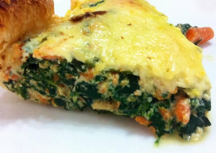 quiche de verduras f cil receta de marieta cookpad On quiche de verduras facil