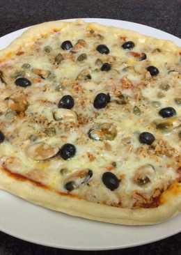 PIZZA CASERA AMC