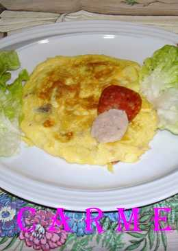 Tortilla de Payès
