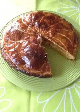 Roscón de Reyes francés