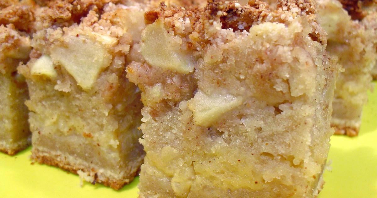 Bizcocho de canela y manzana caramelizada receta de criss for Bizcocho de manzana y canela