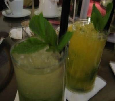 Mojito Cubano  100% para el día del AMOR