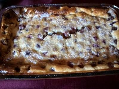 Tarta de uva