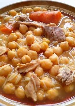 Olla express garbanzos 412 recetas caseras cookpad - Cocido en la olla express ...