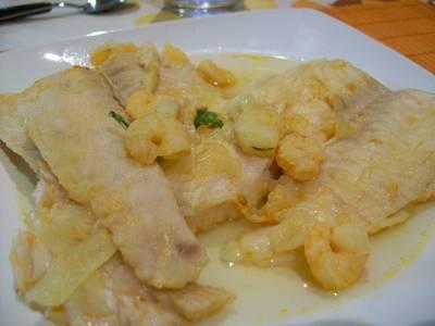 Cazuelita de pescado