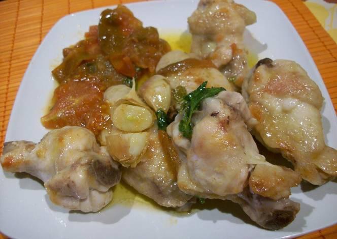 Pollo sofrito con tomates de muchamiel receta de rosa - El tiempo en muchamiel ...