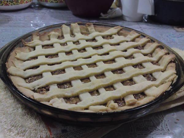 Pâte Sucree (Base dulce para tartas)