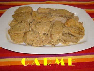 Solomillo de cerdo wellington receta de marieta cookpad - Solomillo de cerdo encebollado ...