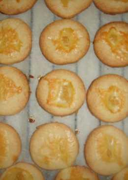 Pastas(galletas) para el Té o Café