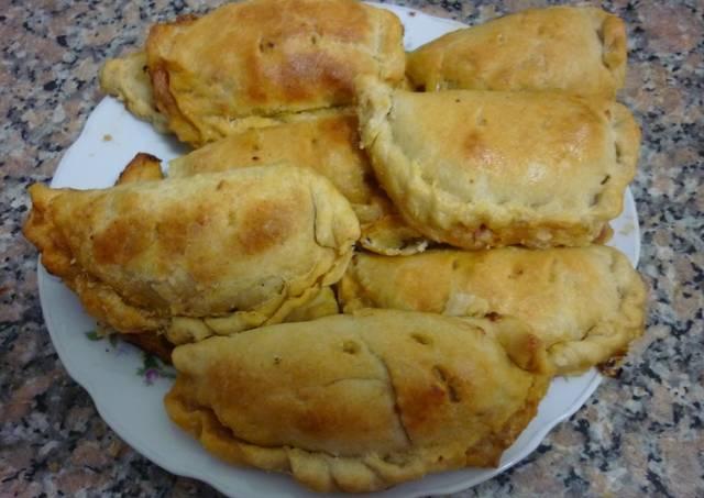 Empanadas argentinas de carne al horno receta de gringa cookpad - Carnes rellenas al horno ...