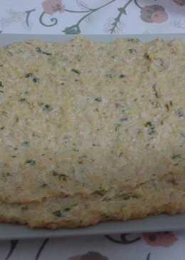 Croquetas de salmón y queso con sabor