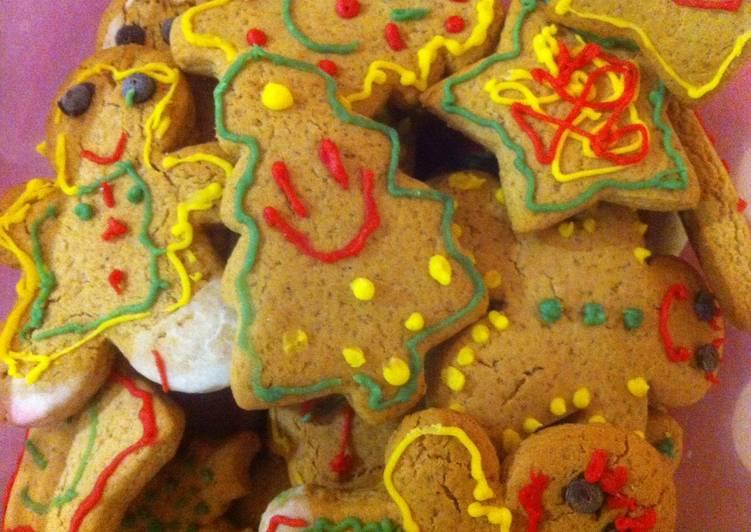 Galletitas decoradas para fiestas infantiles Receta de misrecetas