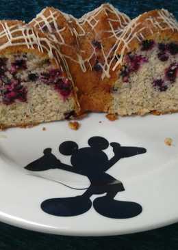 Torta de amapola y agraz