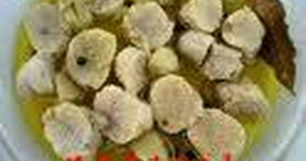 Como Cocinar Huevas De Merluza | Huevas De Merluza 540 Recetas Caseras Cookpad