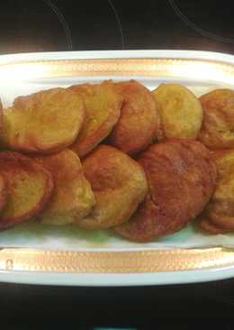Buñuelos de Calabacín