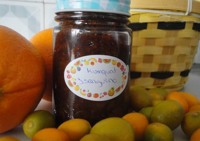 Mermelada de kumquat y naranja sanguina receta de rebekita for Azucar gelificante