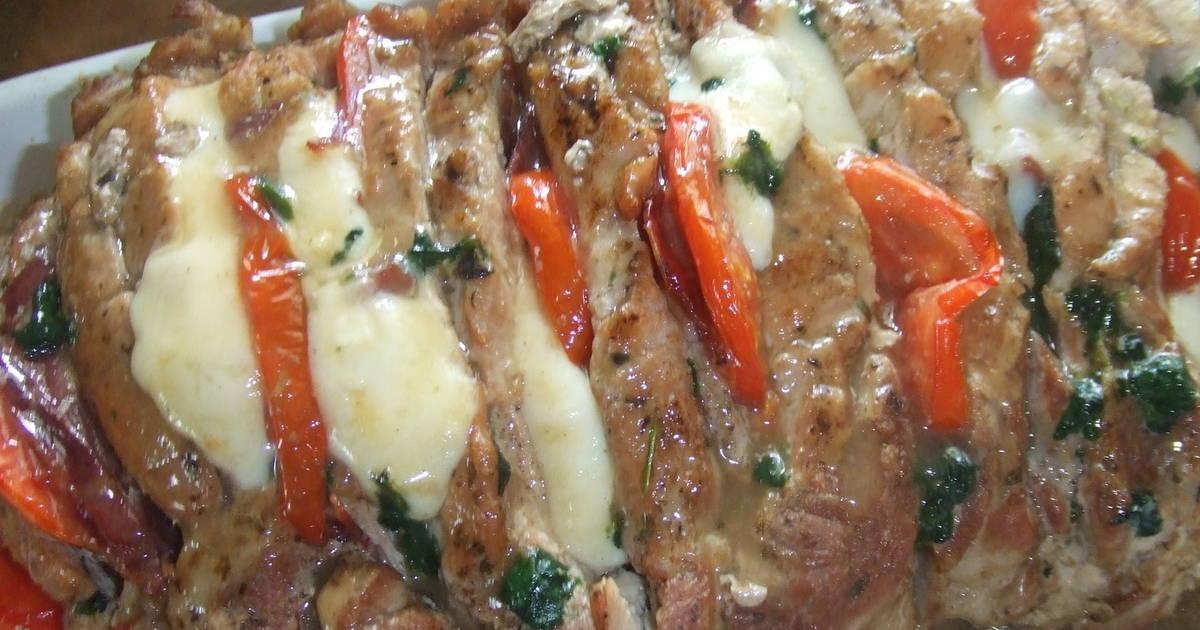 Lomo Relleno De Frutos Secos 42 Recetas Caseras Cookpad