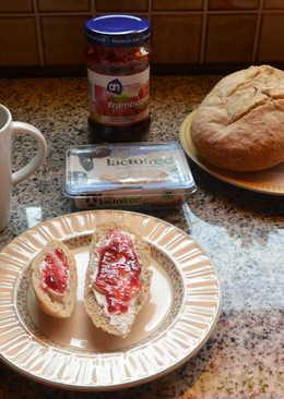 Pan básico en panadera Lékué