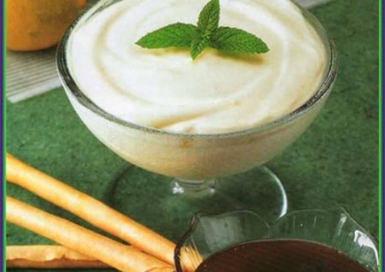 Espuma de lim n receta de mbc cookpad - Espuma de limon ...