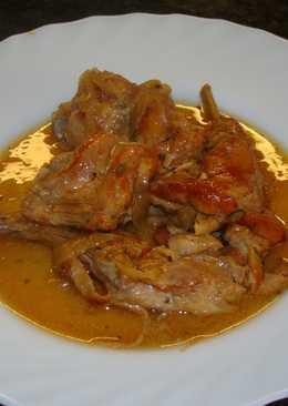 Conejo estofado - 25 recetas caseras - Cookpad
