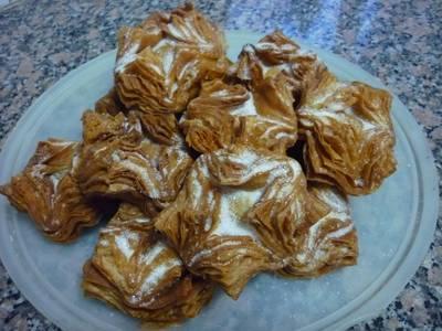 Pastelitos criollos caseros